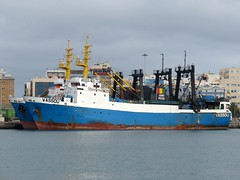 """Wassou"" in Las Palmas (TrickyMartin2006) Tags: grancanaria ship hafen schiff laspalmas shipspotting"