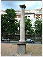 Columna a la Constituci de 1869, Girona (Jess Cano Snchez) Tags: espaa canon spain catalonia girona column catalunya catalua constitucion girones columna espanya powershotg3 elsenyordelsbertins constitucio pelscaminsdelspaisoscatalans ctgn