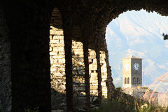 gallery ✿ (cyberjani) Tags: albania fortress balkan gjirokaster