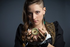Pirate (adenry) Tags: portrait costume cosplay pirate aniventure