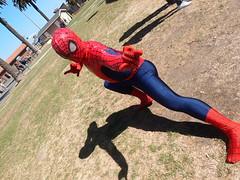 Smooth Dragon Cosplay as Spider-Man (Trinity All-Stars) Tags: coast spider costume comic dragon cosplay smooth spiderman centralcoast comiccon con c4 2014 cerntral centralcoastcomiccon