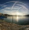 Lucerne (seraina*) Tags: lake sunrise switzerland lucerne nexus5