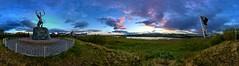 Siberian sunset, wish you were here 1 (geopalstudio) Tags: sunset panorama nature hdr nikond7000 promoteremotecontrol panomagiceu panobg