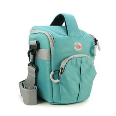 Expo-1 Compact Water-Resistant Top-Loader Outdoor Adventure Camera Bag (Medium) - Turquoise - / compatible with (Nikon Coolpix Nikon 1, V3, J4, AW1, J3, S1, V2, J2, J1, V1 D4s, D3, D3300, D610, Df, D5300, D7100, D520, D600, D3200, D820, D5100, D4, D7000, (ShoppingSecurelyOnline) Tags: df v3 s1 j2 j1 v2 d3 j4 s32 d300 d4 j3 d600 d610 p600 l29 d520 l30 l28 aw1 aw100 d3200 d820 dx3 p310 s9600 p520 d7100 s5300 l27 l320 s9700 l830 p530 d5300 d7000 s2800 p330 l820 l330 d3300 s6700 d5100 s3600 s6800 l620 p7800 p7700 coolpixaw120 d90coolpixs810 s6600coolpixp340 v1d4s expo1compactwaterresistanttoploaderoutdooradventurecamerabagmediumturquoisecompatiblewithnikoncoolpixnikon1