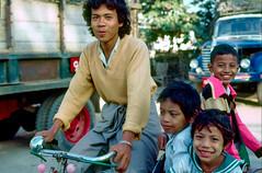 Burma-71.jpg (China_123) Tags: burma bicycle myanmar fahrrad mandalay birma street