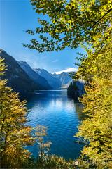 _DSF2468 (Rattleep) Tags: alpen bavaria bayern berchtesgaden berchtesgadenerland berge deutschland familienbetreuungszentrum germany königssee landscape malerwinkel mountains nationalpark nationalparkberchtesgaden oberbayern sanktbartholomä stephandphotography2016 wasser water