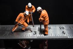 web-1120 (aCactus2008) Tags: macromonday permanent way worker ruler metal 3inch madeofmetal macromondays ooscale bachmann