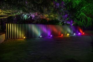 Bunte Mauer Colorful wall