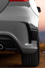 Mercedes-Benz A-Class (angel.jandri) Tags: mercedesbenz aclass white car automotive jandri angel photomotive