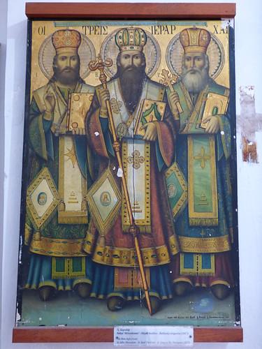 Saint Barnabas Monastery - icons (2)