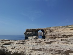 Lost and gone forever (andtor) Tags: malta gozo azurewindow tieqataddwejra limestonearch collapsed lost gone verloren landmark wahrzeichen sad traurig eingestürzt dwejra felsentor march82017 explore explored