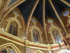 Teruel abside vidrieras Iglesia San Pedro 05 (Rafael Gomez - http://micamara.es) Tags: teruel abside vidrieras roseton iglesia san pedro vidriera