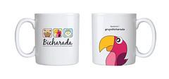 Caneca  | Bicharada (Willian Costa | Fotógrafo & Designer Gráfico) Tags: williancosta designer trabalhosocial ajude animais profissional criação marketing mkt divulgação