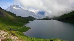 Grindelwald (O!i aus F) Tags: wandern alpen osm k5 grindelwald faulhorn first schweiz bachsee see bachalpsee