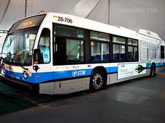 STM 28-706 (Alexander Ly) Tags: city canada bus nova electric de quebec montreal transport transit stm hybrid autobus lfs societe hev hybride novabus