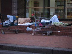 Nobody Loves You When You're Down & Out. (TOXTETH L8) Tags: sleeping out sydney australia down rough destitute