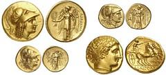 Πρόκληση: Γερμανικός οίκος δημοπρασιών βγάζει στο σφυρί θησαυρούς της Αμφίπολης - Μακεδονικά νομίσματα σε δημοπρασία