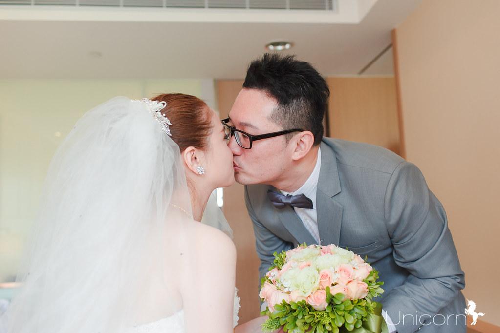 《結婚宴》Mason & Emily 婚禮記錄 / 高雄翰品酒店