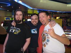 Frieza Returns (DJ Damien) Tags: chris neil arcades bournemouth frieza september2g14