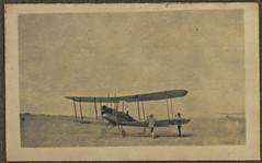 Aeroplane, 1915-1919 / WRD Laurie (jlau004) Tags: palestine egypt worldwari aeroplanes aucklandmountedrifles