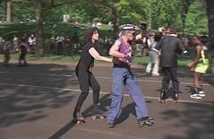 Central Park ,  dance sur rollers (fleg2012) Tags: usa ny newyork centralpark