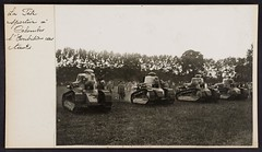 1A1182101_283348LIII057 (Universit de Caen Normandie) Tags: tank wwi renault worldwari worldwarone ww1 greatwar thegreatwar ft17 renaultft armoredwarfare renaultft17 armouredwarfare renaulttank