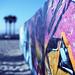 graffiti. venice beach, ca. 2014.