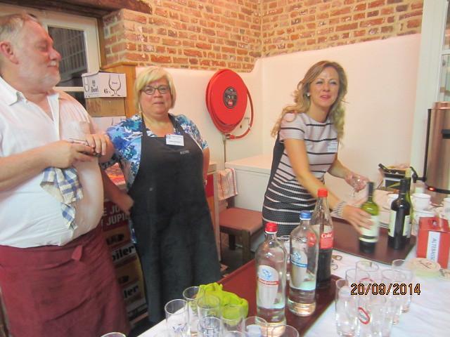 Kaas-en wijnavond 2014
