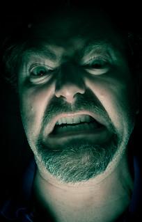 zombie self-portrait 01 oct 14