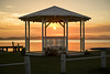 Squid's Gazebo (Amanda Ayre) Tags: sunset lake belmont jetty newsouthwales lakemacquarie squidsink amandaayre