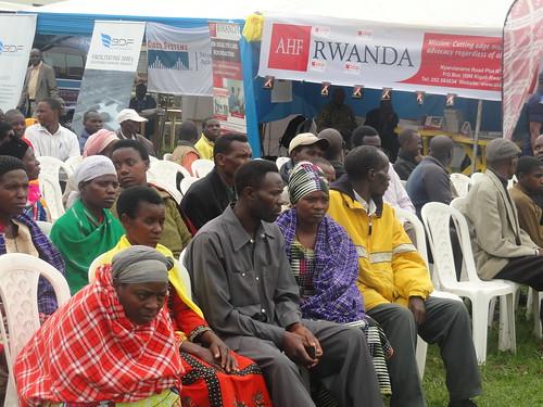 AHF Rwanda Opening Ceremony: