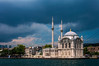 Buyuk Mecidiye Mosque, Istanbul (Nejdet Duzen) Tags: city trip travel turkey cloudy türkiye istanbul mosque bosphorus boğaz camii turkei ortaköy seyahat şehir ortaköycamii büyükmecidiyecamii