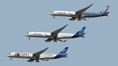 Airbus A350 family (emigepa) Tags: 3d model 350 airbus blender a350 xwb egpjet3d