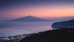Vesuvio (@spor) Tags: morning italy volcano sorrento vesuvio