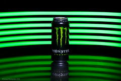 Monster Energy Drink! Freak It Out Yo!! (chaoticbusher) Tags: light abstract black macro reflection glass monster painting studio photography 3d still nikon october key energy exposure raw image drink sweet body low beverage explore commercial single beast fullframe nikkor dslr fx product ginseng tonic purpose freakish advertisment torchlight d800 iphone 2014 ipad unleash interestingess 50105mm