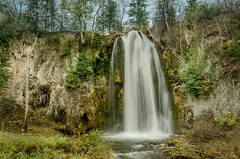 20141004-Spearfish Falls 2. (DakotaLightPhotography) Tags: southdakota blackhills photography falls dakota spearfish