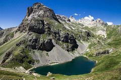 Grand Lac (2). Ecrins (Olivier Dégun) Tags: canon eos is ngc group lac grand des national usm briançon geographic ecrins massif cerces 1585 700d
