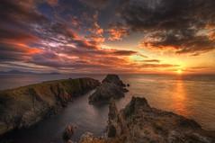 Malin head, Co. Donegal (Ronan.McLaughlin) Tags: ocean ireland sunset landscapes nikon cliffs atlantic donegal malinhead inishowen nikond3 nikon1424mm ronanmclaughlin wildatlanticway