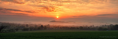 misty morning sunrise 2 (AGB Photography) Tags: