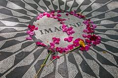 DSC_8391 - Imagine (Sassaker2010) Tags: newyork centralpark imagine johnlennon manhatten