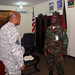USARAF Commander attends briefings at Liberian Ministry of Defense