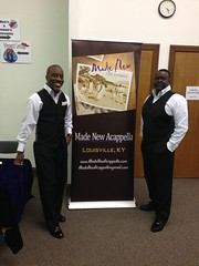 Kenneth and Troy at Gray Road COC