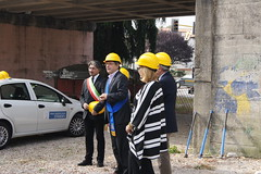 Demolizione Cavalcavia di Fogliano Redipuglia (Provincia di Gorizia) Tags: fogliano vito gironcoli viabilità infrastrutture gherghetta