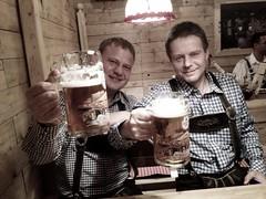 Kjell and Tor!