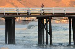 Malibu4485 (mcshots) Tags: ocean california travel autumn sunset usa beach coast surf waves stock surfing malibu socal surfers breakers mcshots swells combers losangelescounty southswell surfriderstatebeach