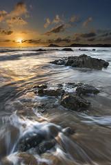 Lammermoor Beach Sunrise (rexboggs5) Tags: beach sunrise coast australia queensland capricorn lammermoor thepinnaclehof agcgsweepwinner tphofweek283 compsfcg0215ag0515