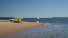 gone fishin' (joolsgriff) Tags: fishing australia qld queensland coastline rainbowbeach inskippoint