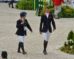Zara PHILLIPS and William FOX-PITT (SimonHall2012) Tags: world show horses horse france star jumping stadium 4 games fei normandie normandy equestrian cci caen weg medals showjumping 2014 3day eventing ornano worldequestriangames 3dayeventing alltech dornano weg2014 cci4star dornanostadium