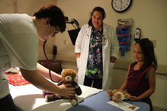 2014 Teddy Bear Hospital (Northern Colorado) Tags: kids doctor teddybearhospital medicalcenteroftherockies universityofcoloradohealth