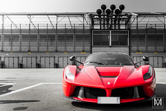 Ferrari LaFerrari (*AM*Photography) Tags: red italian nikon fast ferrari front spotted rare supercar paddock monza d3200 hypercar worldcar worldcars laferrari